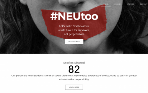 #NEUToo: Your School Is Not Immune To Sexual Assault