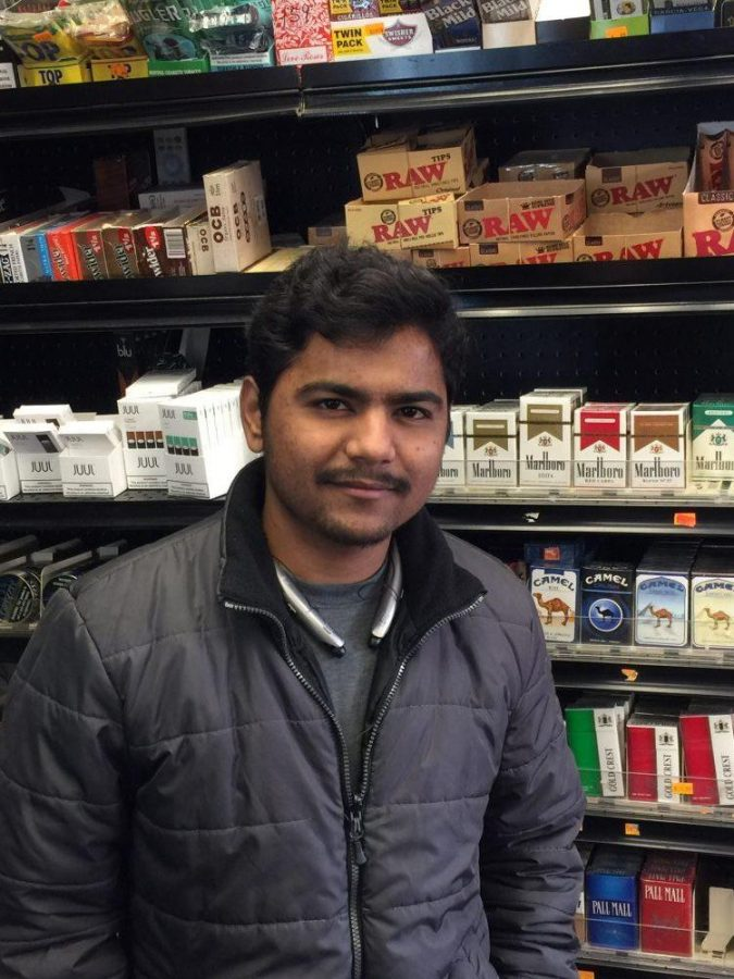 Life in Mission Hill: Dhrumin Patel