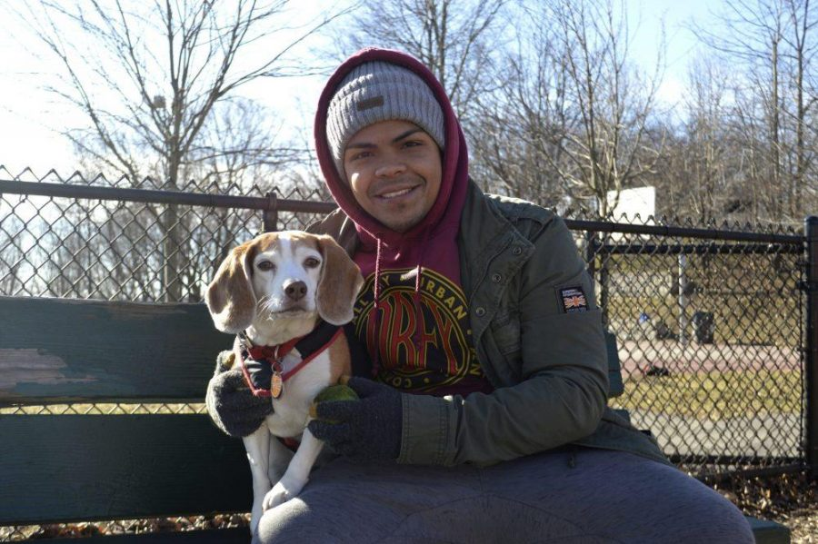 Life in Mission Hill: Omar Hernandez