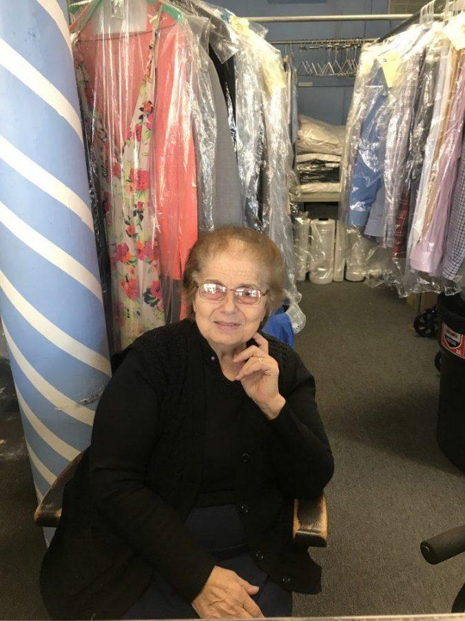 Life in Mission Hill: Sophia Marmanidis