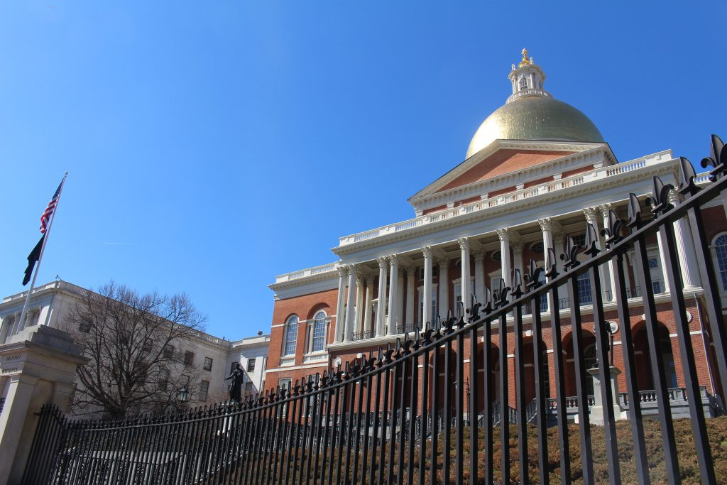 Massachusetts is one of 26 states where there is no requirement to teach sex education in public schools. Although several attempts have been made to pass bills, all have failed in Massachusetts state congress. Photo by Eileen O'Grady.
