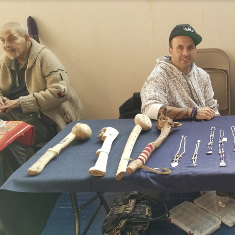 NAICOB hosted an artisan fair in September 2018 and brought in many Native artists from across Massachusetts to sell their items | Photos by Gloria Colon