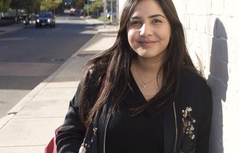 Life in Mission Hill: Chané Ghuman