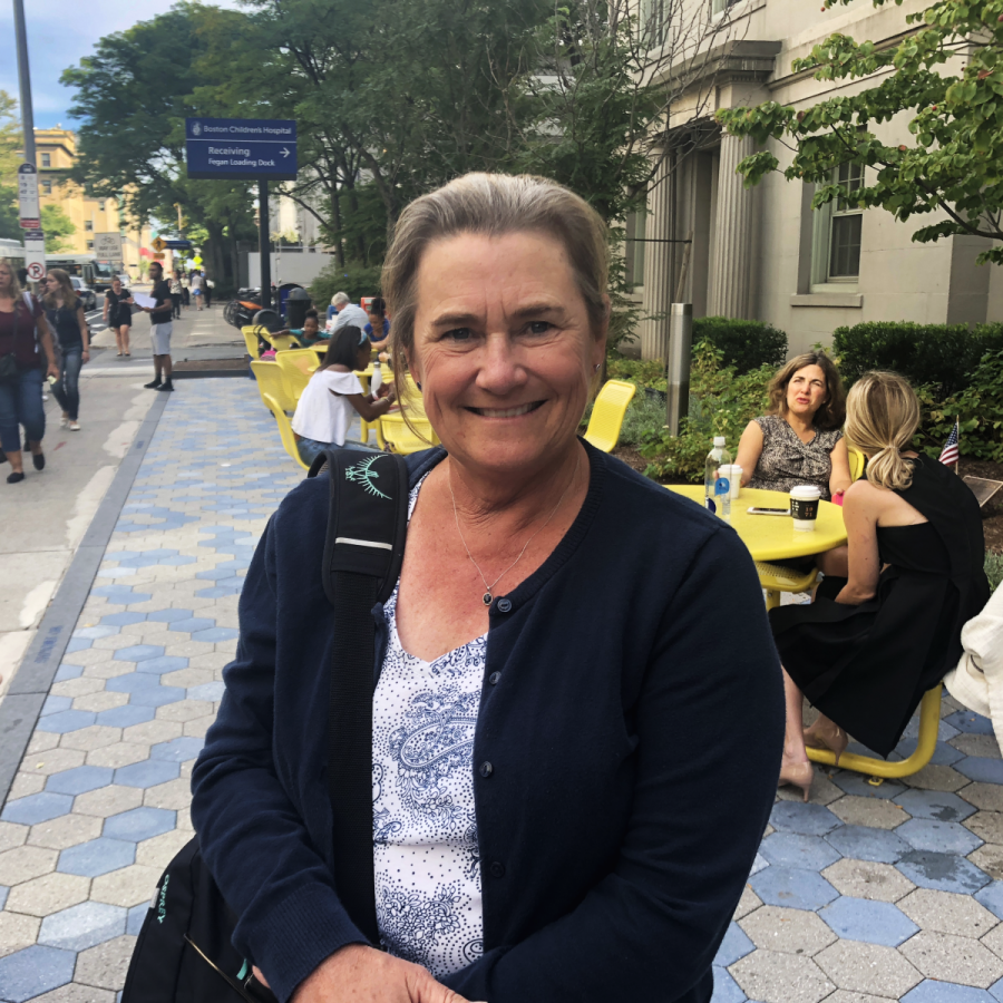 Life in Mission Hill: Lori Arnault
