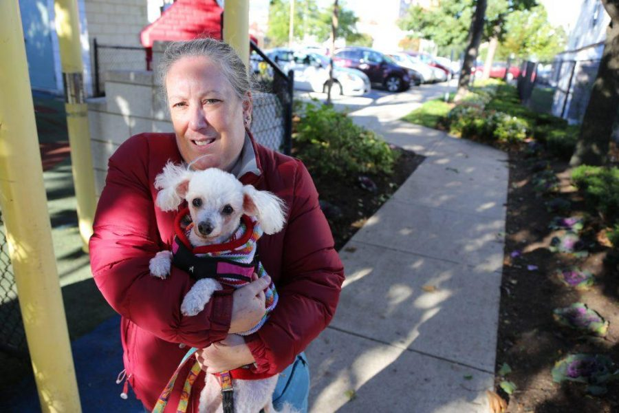 Life in Mission Hill: Jane D'Angelo