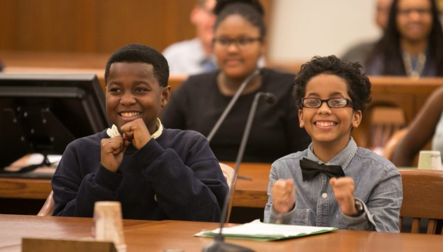 Lessons from the Courtroom: Teaching Massachusetts Schoolchildren to be Judge and Jury