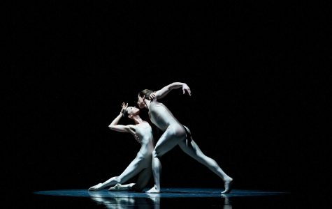 Corina Gill and Isaac Akiba in Leonid Yakobson's Rodin; photo by Rachel Neville Photography; courtesy of Boston Ballet