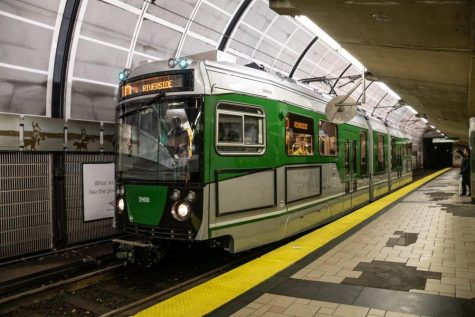 The first Type 9 Green Line vehicles were introduced on December 21, 2018. Now the MBTA has plans to bring in Type 10. Photo via the MBTA website.