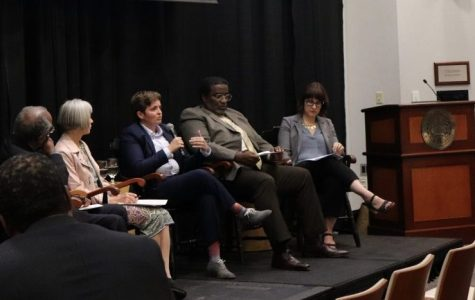 Northeastern panel discusses role of society in hate crimes and mass shootings