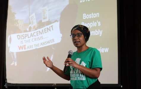 Boston People's Plan Assembly to protest Suffolk Downs development