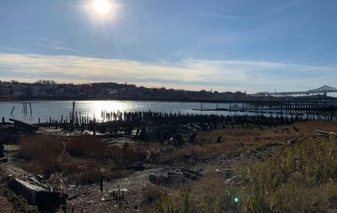 Chelsea, located just outside Boston, is home to an expansive minority population, and is also the site where oil companies choose to dump their toxic waste. Photo by Nolan Piccola.