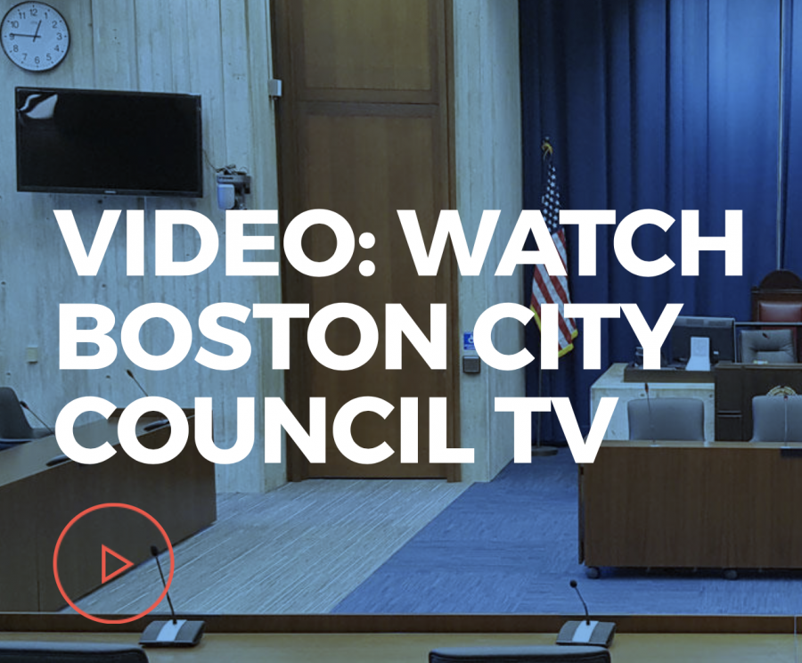 Boston City Council meeting April 15, 2020