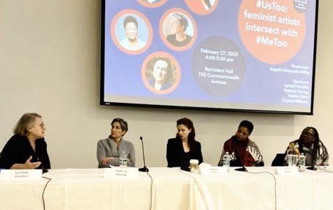 #MeToo or #UsToo? BU panel discusses inclusive feminism
