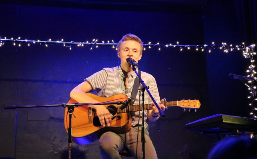 Boston-based pop singer Jacob Wittenberg (Jake Brewer) had concerts scheduled in Boston, New York, San Francisco and Seattle before the coronavirus outbreak hit all of those areas.