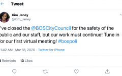 Boston City Council closed and meeting held remotely due to coronavirus