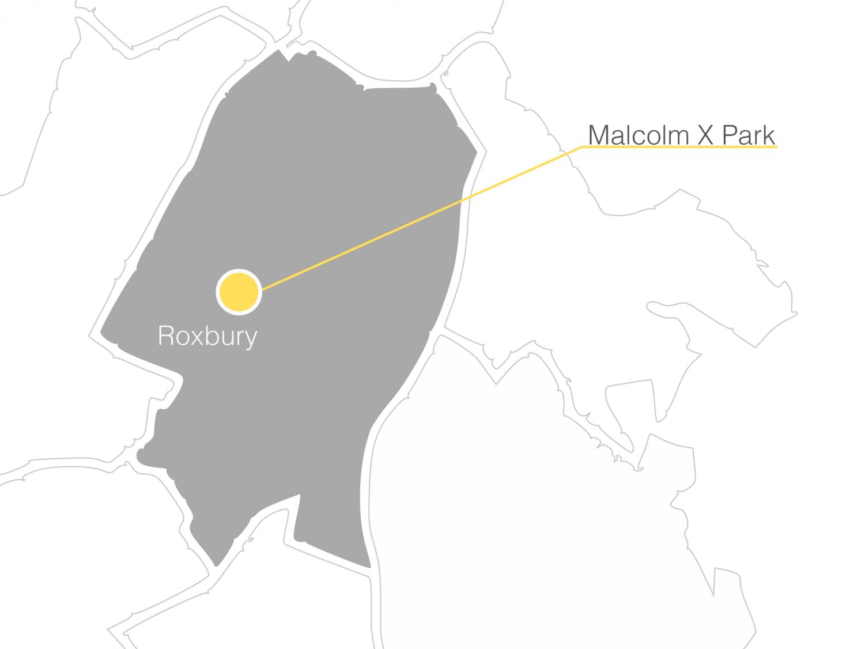 malcom X Park