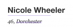 nicole wheeler