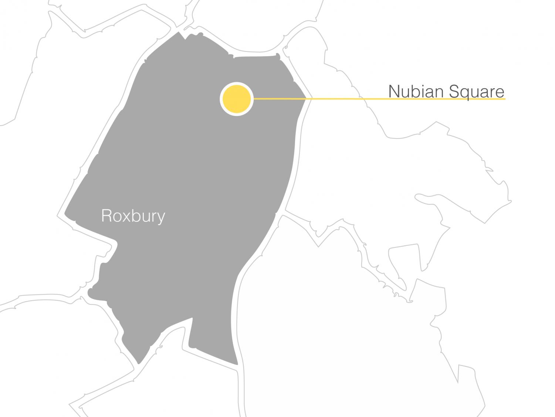 nubian square