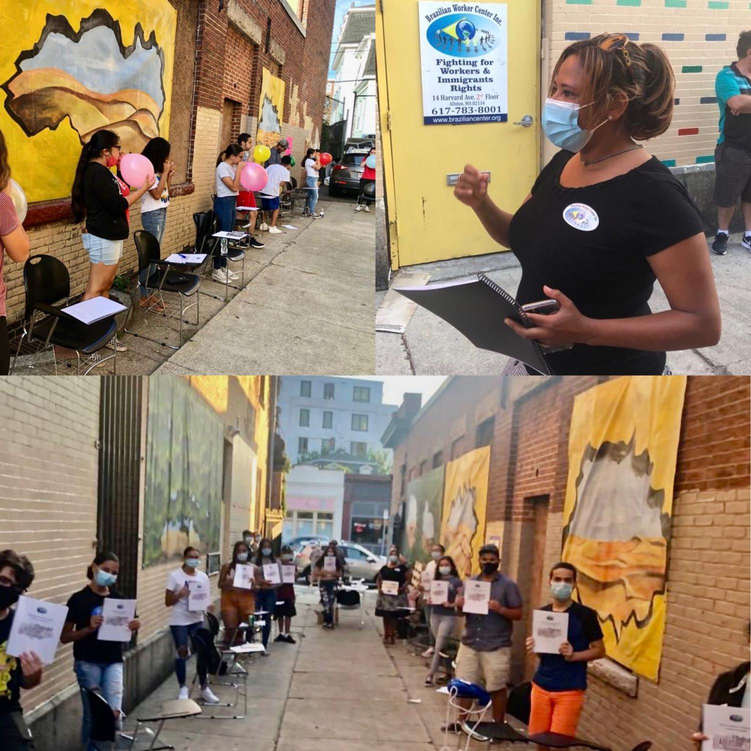 Changemaker: Natalicia Tracy, coordinator of Boston 'Summer Dreamers  Fellowship' - The Scope