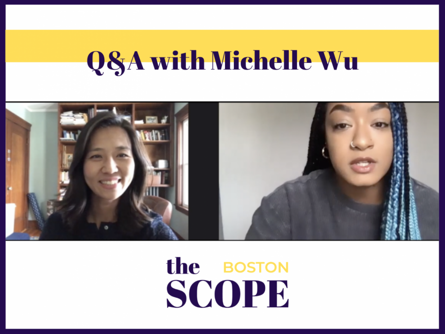 Interview with Michelle Wu