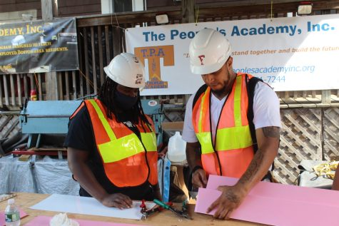 Dorchester craftsman calls for support to train previously incarcerated people at The People's Academy