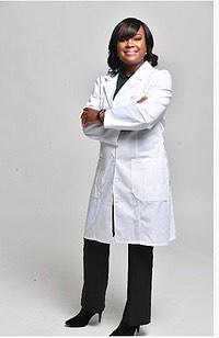 Dr. Ebere Azumah, co-founder of 'Love Your Menses.' Photo courtesy: Ebere Azumah.