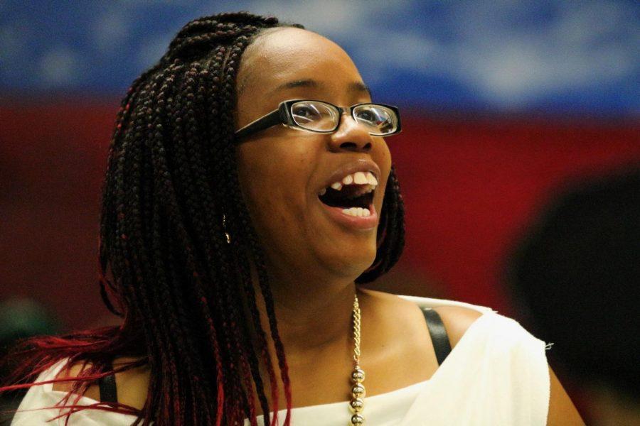 Activist Monica Cannon-Grant.
