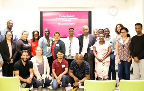 Changemaker: African Bridge Network assists immigrants in finding professional jobs