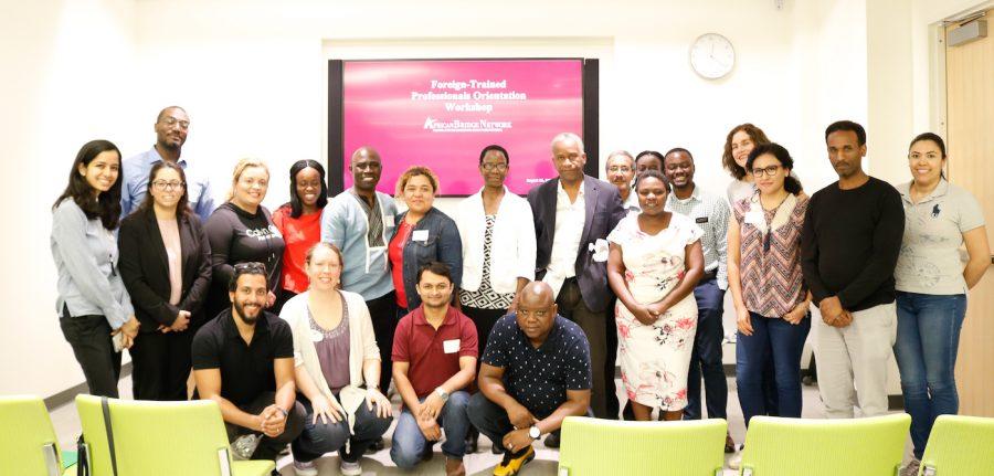 Changemaker: African Bridge Network assists immigrants in finding professional jobs