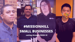 [Video series] Mission Hill businesses cutting through COVID-19 challenges: Penguin Pizza