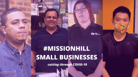 Video series: Mission Hill businesses cutting through COVID-19 challenges In The Cut Barbershop