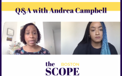 Andrea Campbell talks policing reform, education and what she would do differently as mayor