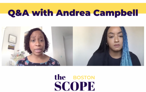 Interview with Andrea Campbell