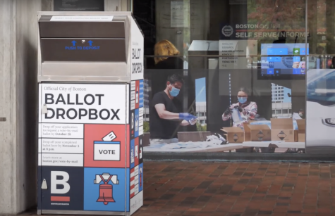 [Video] Early Voting in Boston – Voters talk wait time and why they vote early