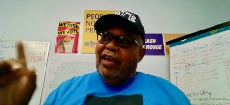After 20 years in prison, voting rights activist Checo Yancy encourages you to register to vote