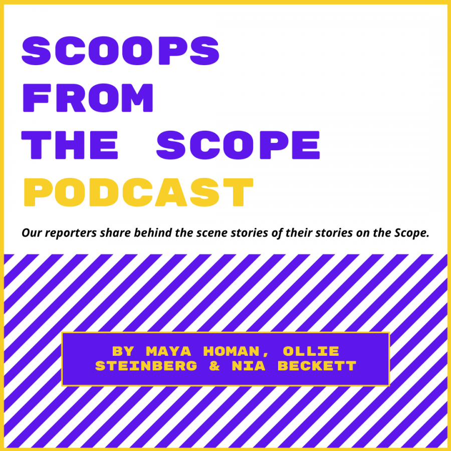 Podcast: Scoops from the Scope -- Episode 1