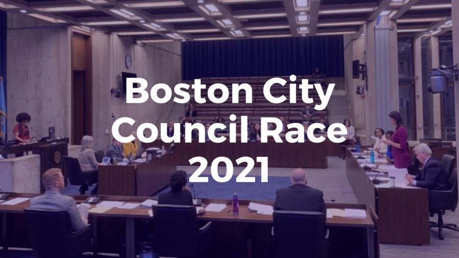 Boston city council race