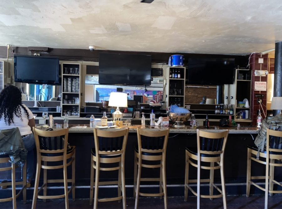 District 7 Tavern Black-owned business