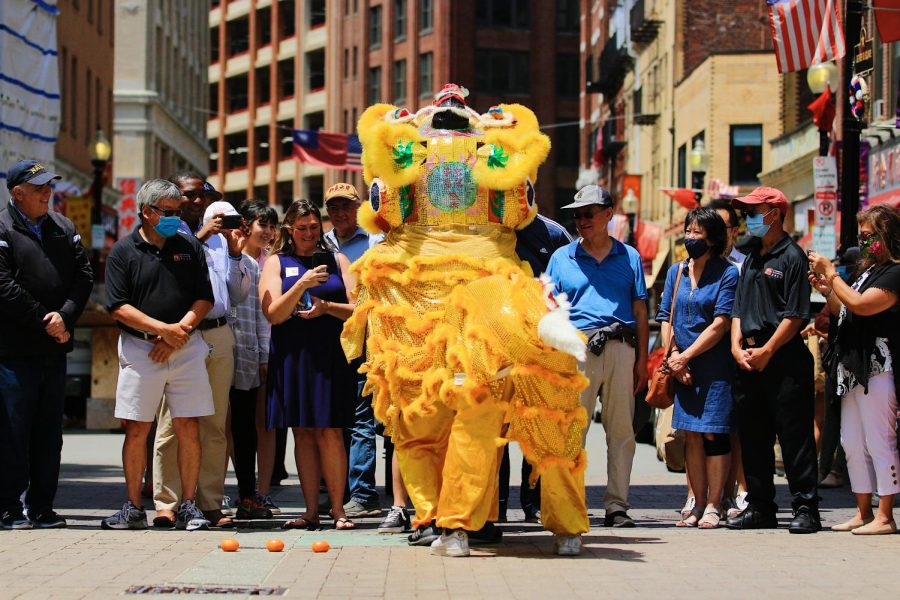 Initiatives to bring back shoppers to Chinatown are underway