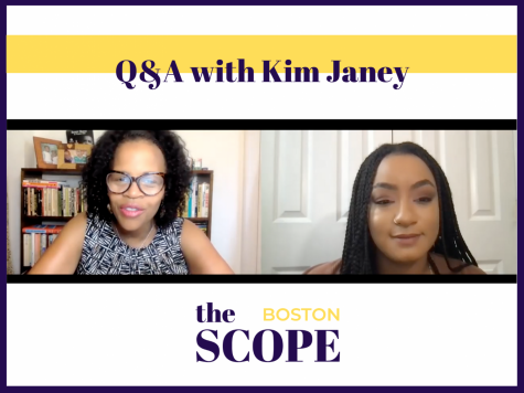 Kim Janey talks mayoral campaign, BPS elected school committee and welcoming refugees