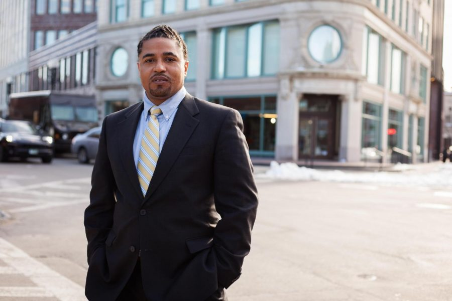 City council race: Joao DePina running for District 7