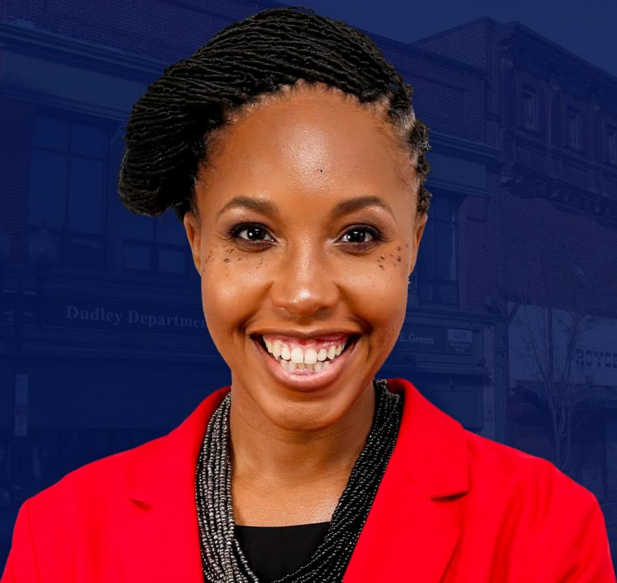 City council race: Brandy Brooks running for District 7