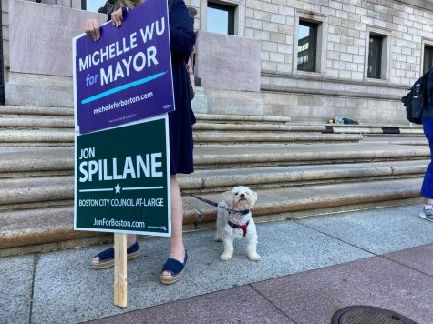 Bostonians voice their concerns at the mayoral primaries: 'You can't complain if you didn't participate'